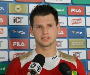 Vagner Avaí (Foto: André Palma Ribeiro/Avaí FC)