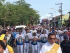 Círio de Icoaraci leva milhares de fiéis às ruas neste domingo
