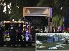 'Eu encarei o motorista do caminhão', diz testemunha de ataque na França
