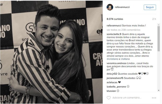 Rafael Vannucci (Foto: Reprodução/Instagram)