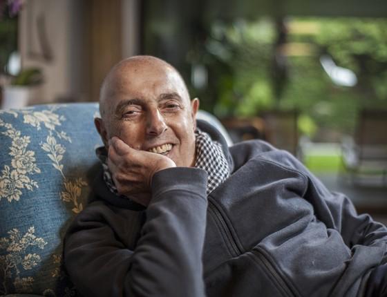 Hector Babenco cineasta (Foto: Simon Plestenjak/ÉPOCA)