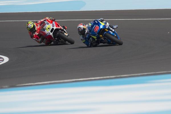 BLOG: Mundial de MotoGP - Comunicados Oficiais: Viñales na Yamaha, Iannone na Suzuki...