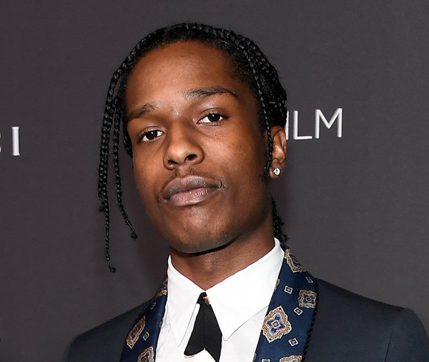 O rapper A$ap Rocky (Foto: Getty Images)