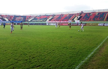 2ª rodada do Acreano Sub-19 começa com dois jogos nesta quarta-feira