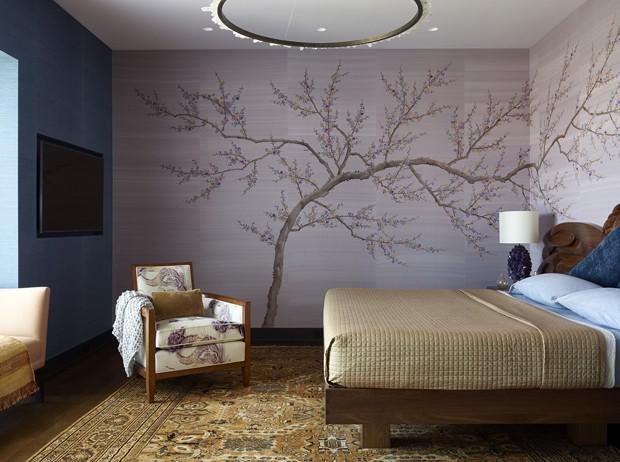 West 57th St apartment, NYC  Interior Design: Frampton Co. (Foto: Curated/Divulgação)