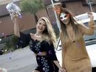 Andressa Suita posa em clima de carnaval e diz ter vontade de desfilar