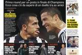 Imprensa europeia esquenta duelo entre Juve e Real pela Champions