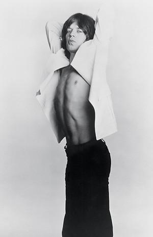 REBOLADO NO AUGE O cantor e compositor inglês Mick Jagger em 1969. Aos 26 anos, ele já era o ídolo do rock (Foto: Michael Ochs Archives/Getty Images)