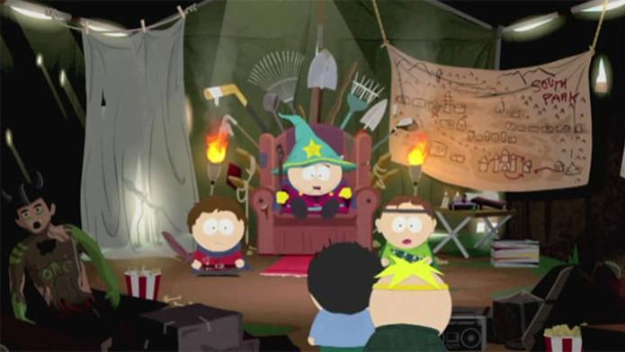South Park: The Stick of Truth tem humor ácido da série original (Foto: Divulgação)
