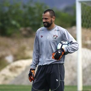 Diego Cavalieri (Foto: NELSON PEREZ/FLUMINENSE F.C.)