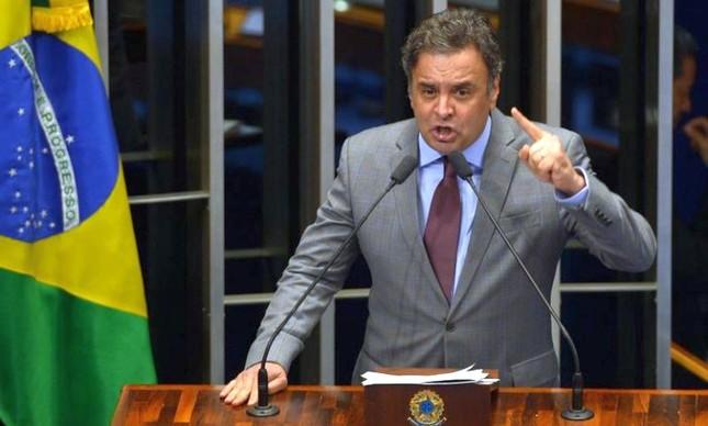 Aécio Neves, senador (PSDB - MG) (Foto: Fabio Rodrigues Pozzebom / Agência Brasil)