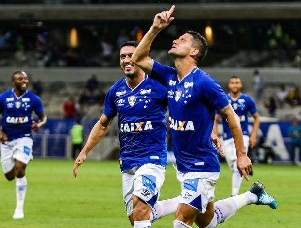 Thiago Neves Prêmio Cruzeiro x Uberlândia