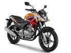 Honda lança série da CB 300R inspirada em equipe da MotoGP