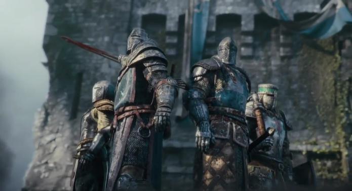 For Honor foi a principal novidade da Ubisoft na E3 2015 (Foto: Divulgação)