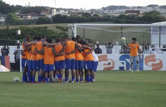 Rio Claro treino (Foto: Altieris Júnior / Rio Claro FC)