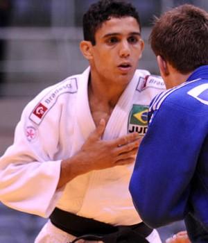 Judoca Luiz Revite, Santos (Foto: Divulgação    )