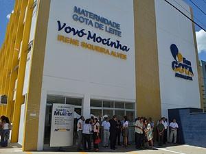 Nova Maternidade Gota de Leite deverá realizar 150 partos por mês em Araraquara (Foto: Felipe Turioni/G1)
