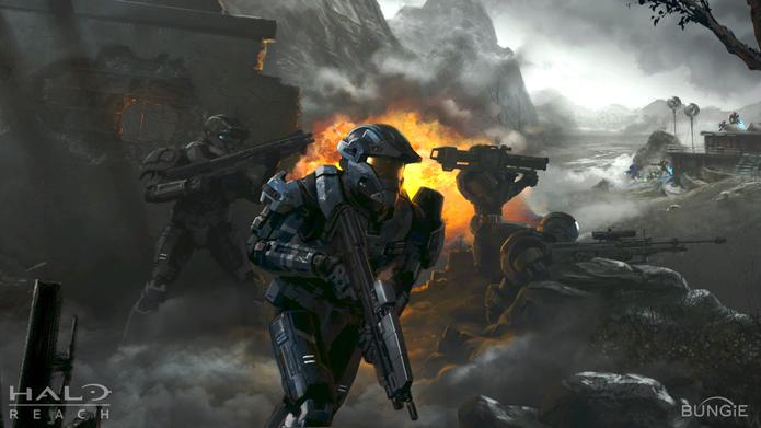Halo Reach é um dos capítulos mais cultuados da série exclusiva do Xbox (Foto: Divulgação/Bungie)