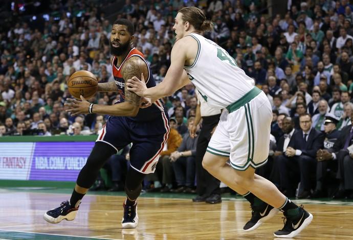 Boston Celtics x Washington Wizards NBA playoff (Foto: Reuters)