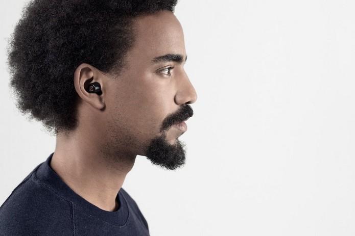 Earin, o menor fone de ouvido sem fio do mundo (Foto: Divulgação/Earin)