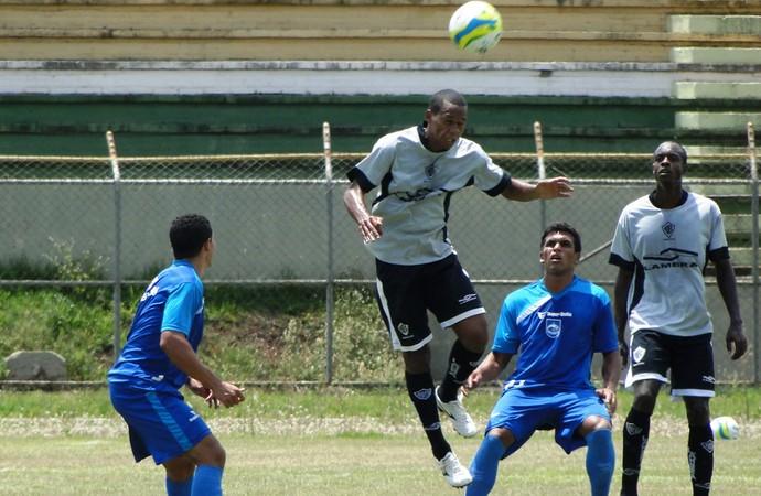 Rio Branco x Rio Claro, amistoso São Paulo (Foto: Nacim Elias / Rio Branco EC)