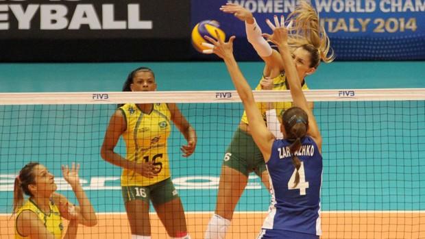 Brasil x Russia Grand Prix Ibirapuera