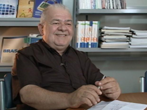 Professor Genival Ferreira morre aos 61 anos (Foto: Reprodução/TV Grande Rio)