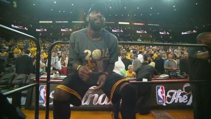 Confira os melhores momentos de Kyrie Irving nas finais da NBA