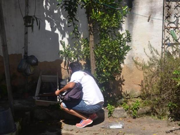 Combate à dengue em Barra do Piraí em 2013 (Foto: Divulgação/Prefeitura Barra do Piraí)