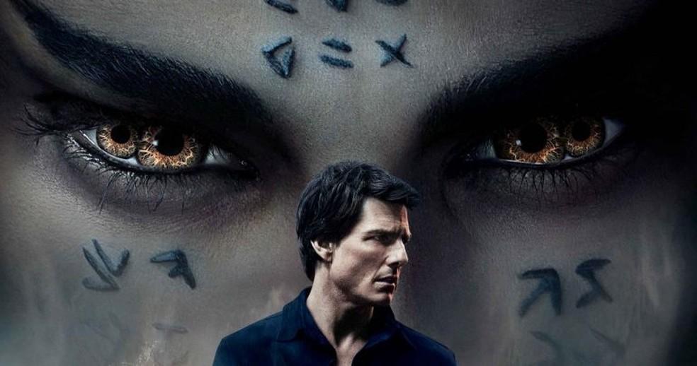 Filme 'A Múmia', com Tom Cruise (Foto: Divulgação)
