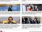 Rússia diz que ataque israelense na Síria viola estatuto da ONU