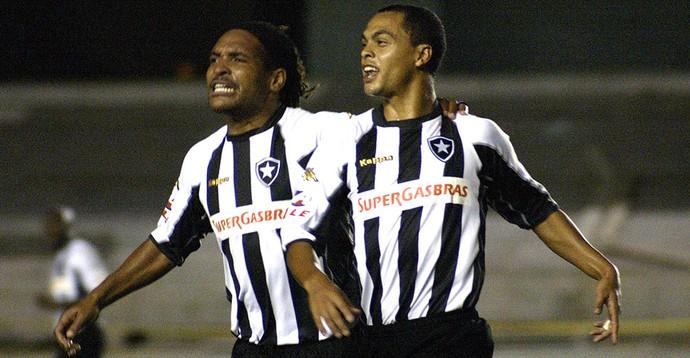 Clayton Dodo Botafogo 2006 (Foto: Agência Reuters)