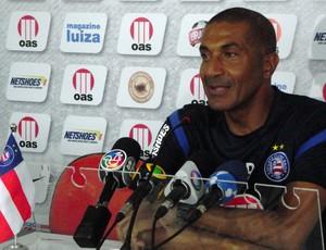 cristovao borges, tecnico do bahia (Foto: Jayme Brandão/Divulgação/EC Bahia)