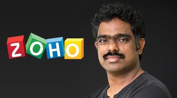 raju vesegna; empreendedor; indiano; zoho; zoho one; (Foto: Divulgação)