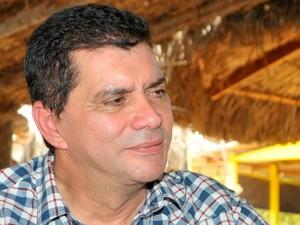 O prefeito eleito de Palmas, Calos Amastha (PP), em ato de campanha (Foto: Divulgação)