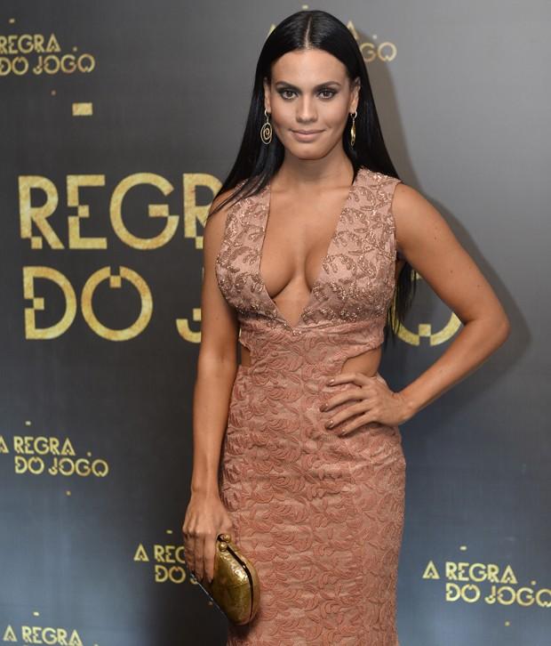 Letcia Lima (Foto: Divulgao / TV Globo)
