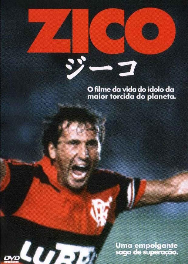 Reprodução capa zico - o filme (Foto: Divulgação)