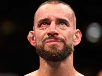 CM Punk, UFC 203, MMA (Foto: Getty Images)