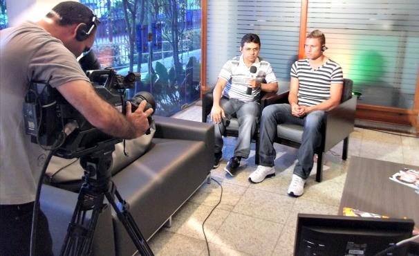 Rafael Oliveira  (Foto: TV Liberal)