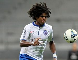 Wiliam Barbio; Bahia (Foto: Felipe Oliveira/Divulgação/EC Bahia)