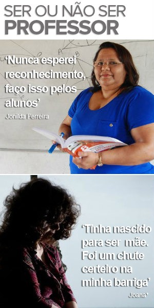 No Dia do Professor, eles contam  se vale a pena dar aula no Brasil (Editoria de Arte/G1)