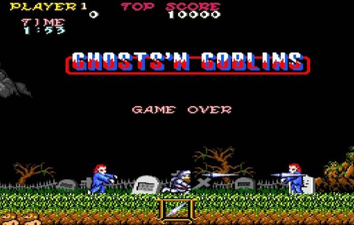 Ghosts n Goblins (Foto: Divulgação/Capcom)