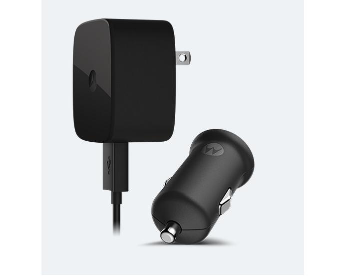 Turbo Power carrega dispositivos com USB por 8 horas em apenas 15 minutos (Foto: Divulgação/Motorola)