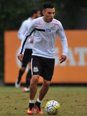 Maxi Rolón, Santos (Foto: Ivan Storti/Santos FC)