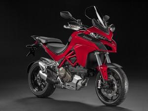 Ducati Multistrada 1200 S 2015 (Foto: Divulgação)
