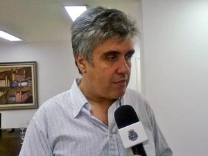 Toninho Dutra Carnaval Juiz de Fora (Foto: Roberta Oliveira/ G1)