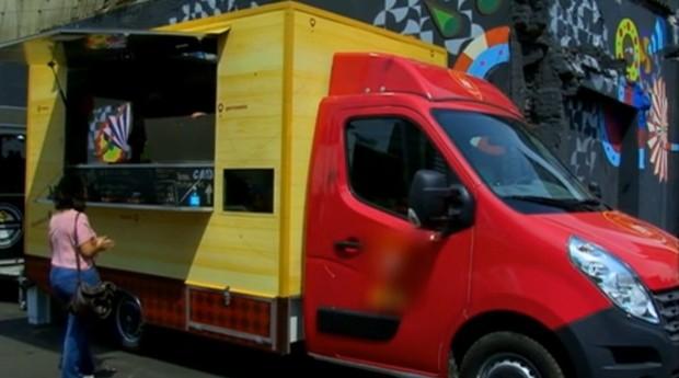 Com um food truck, é possível vender comida em vários locais (Foto: Reprodução)