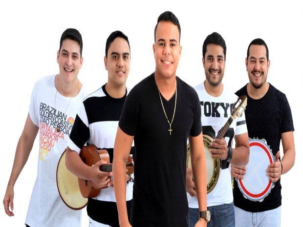 Grupo Cinco Elementos  (Foto: Divulgação/assessoria)