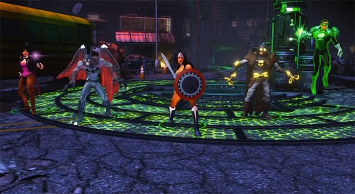 Infinite Crisis é jogo no estilo League of Legends (Foto: Divulgação)