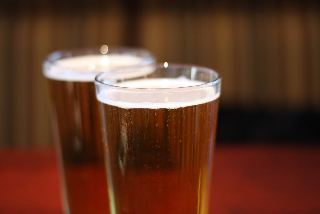Cerveja, álcool (Foto: Flickr/ Tyler Ingram/ Creative Commons)